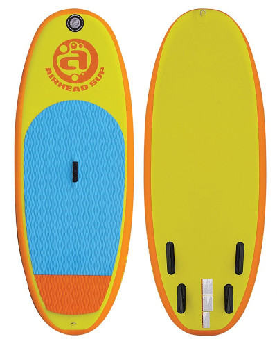 AIRHEAD POPSICLE 730 inflatable SUP review