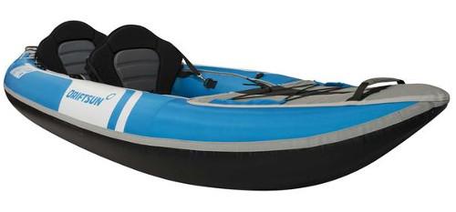 Driftsun Voyager Inflatable Kayak Review