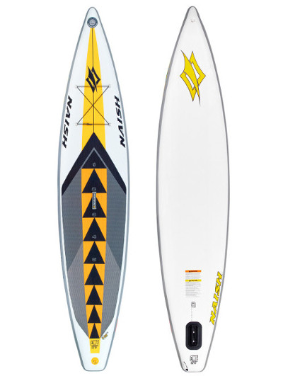 Naish One inflatable paddle board Review