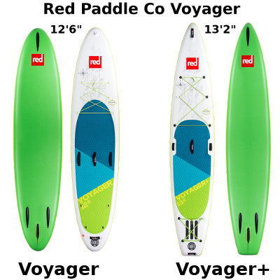 Red Paddle Co Voyager inflatable SUP