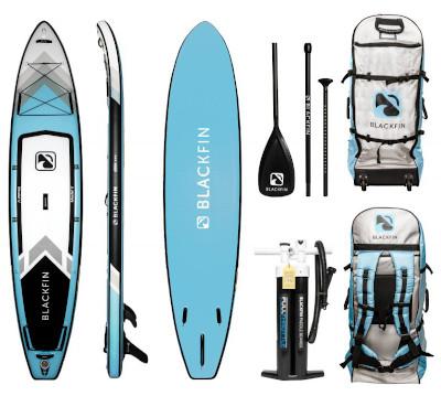Blackfin Model V inflatable SUP