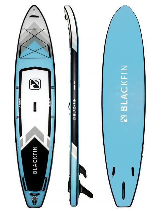 Blackfin Model V isup Review