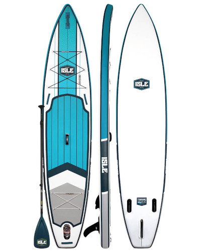 ISLE Discovery inflatable SUP Review