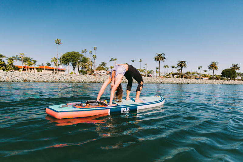 ISLE Scout inflatable SUP - Performance