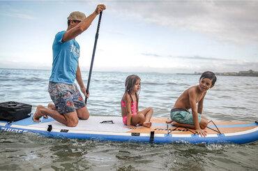Thurso surf Max iSUP