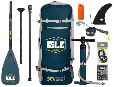 iSLE Pioneer iSUP - Package